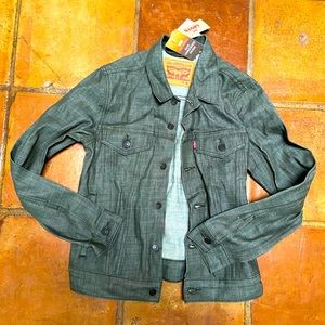 Levi's denim jacket size XS new